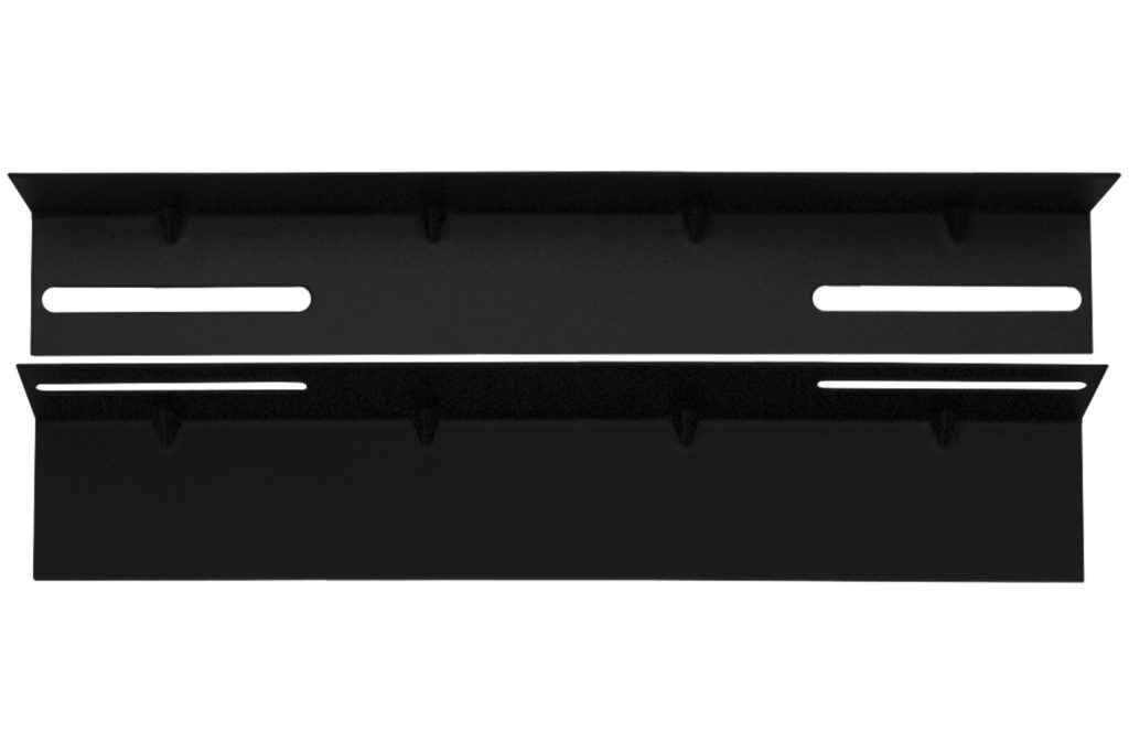 T-racks Accessories L-rails